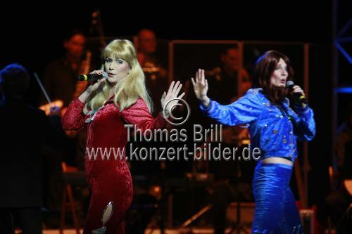 Deutsche Abba-Cover-Show