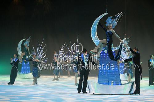 Holiday on Ice Show 2008 Produktion