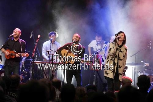 Internationales Musikprojekt Tour Of Tours gastiert auf ihrer