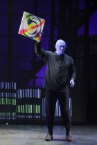 Blue Man Group - The Only Show As Colourful As Life! gastiert vom 11. bis 31. Dezember 2018 im Musical Dome Köln (© Thomas Brill)