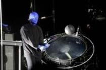 Blue Man Group - The New Concert Experience! in der Lanxess-Arena Köln (© Thomas Brill)