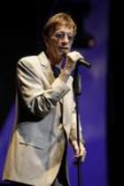 "Amerikanischer Ex-Bee Gees-Sänger Robin Gibb gastiert auf seiner ""An Evening of BEE GEES Greatest Hits""-Tour in der Lanxess-Arena Köln (© Thomas Brill)"