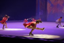 Holiday on Ice Show 2015 Produktion Passion gastiert am 09. bis 11. Januar 2015 in der Lanxess-Arena Köln (© Thomas Brill)