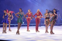 Holiday on Ice Show 2016 Produktion Believe gastiert vom 09. bis 10. Januar 2016 mit fünf Shows in der Lanxess-Arena Köln (© Thomas Brill)