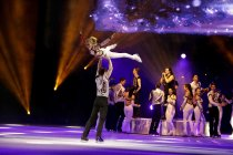 Holiday on Ice Show 2017 Produktion Time gastiert vom 21. und 22. Januar 2017 mit fünf Shows in der Lanxess-Arena Köln (© Thomas Brill)