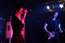 Australische Alternative Rock-Band The Jezabels gastiert auf ihrer
