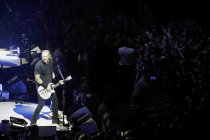 Amerikanische Metal-Band Metallica gastiert auf ihrer ?Hardwired?to Self-Destruct?-Tour in der Lanxess-Arena Köln (© Thomas Brill)
